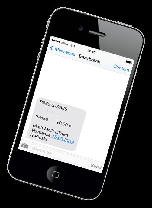 Eazybreak Commute Voucher - convenient payments for public transportation