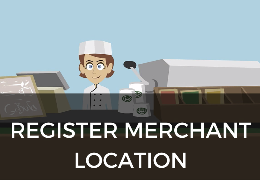 Register as an Eazybreak Merchant location