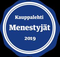 Eazybreak on Kauppalehden Menestyjä 2019