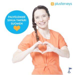 PlusTerveys hammaslääkärit | Hammashoitoetu tukee henkilöstön työkykyä